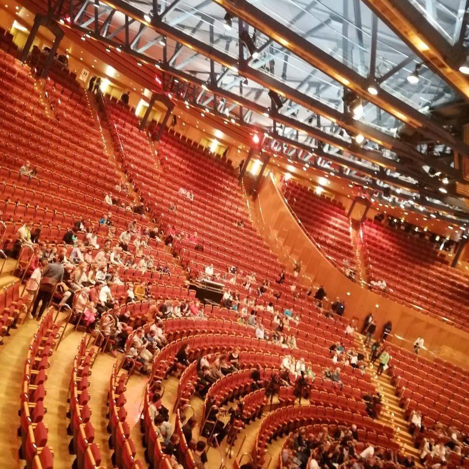 Konzert Köln Philharmonie
