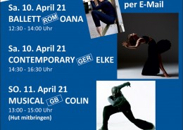 Spezial-Zoom-Workshop im April