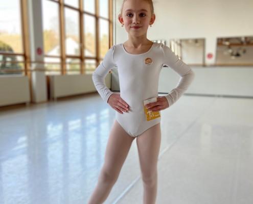 Herzlichen Glückwunsch an unsere Tanz-Kids-Absolventen