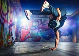 Breakdance-im-Hofgarten