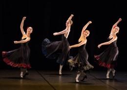 Charakter Tanz
