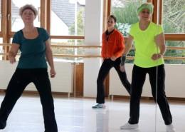 Kursangebot Fitness und Gymnastik