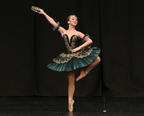 Alina - Ballett Weltmeisterschaft in Polen