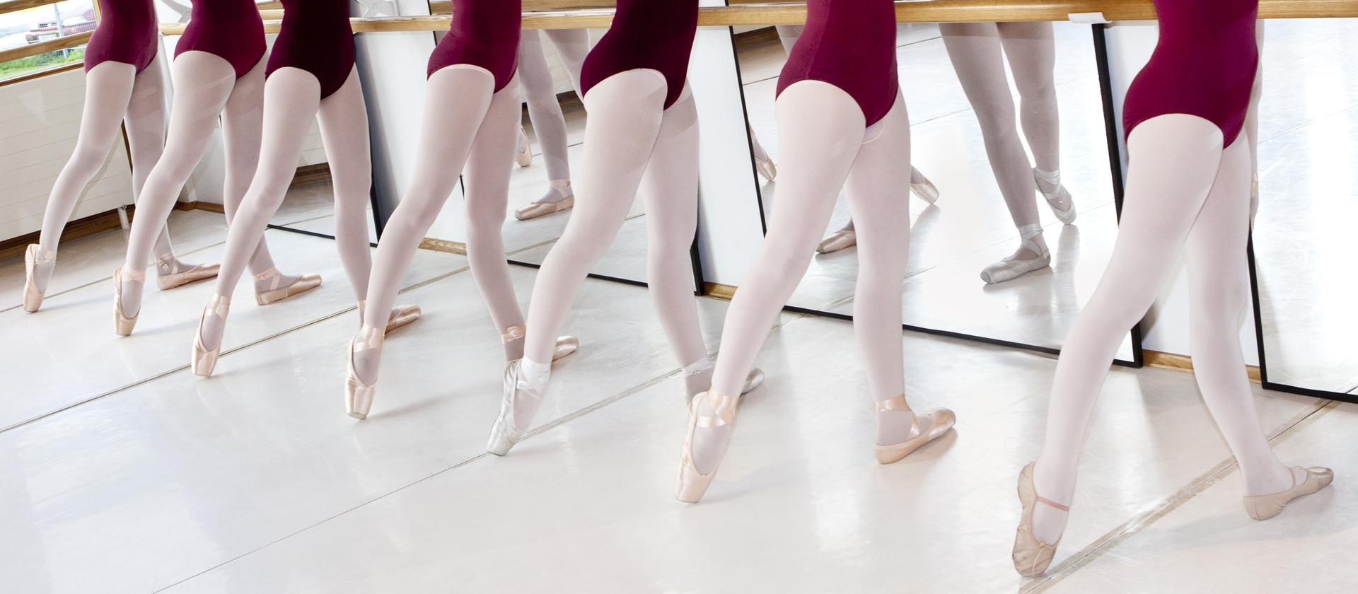Ballett-Slide