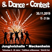 Flyer Dance-Contest 2019 Bild