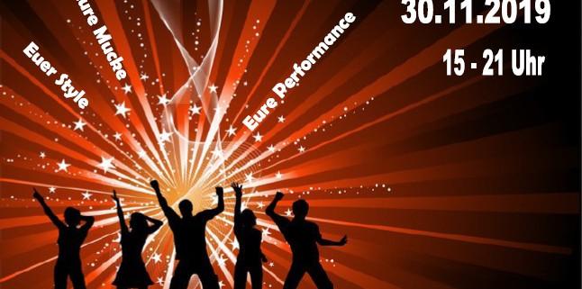 Flyer Dance-Contest 2019 Bild