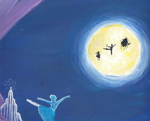 Plakat Peterchens Mondfahrt